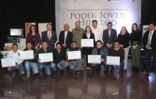 Imjuve y Sedeso entregaron más de medio millón de pesos en favor de la juventud hidalguense3