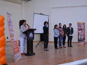 IMM lleva conferencia a mujeres trabajadoras de Dirección de Servicios Municipales de Mineral de la Reforma 1