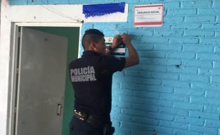 Implementan alarmas vecinales en Santiago Tulantepec