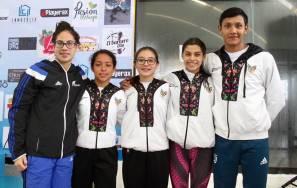 Inauguran la décima Copa Hidalguense de Natación 20187