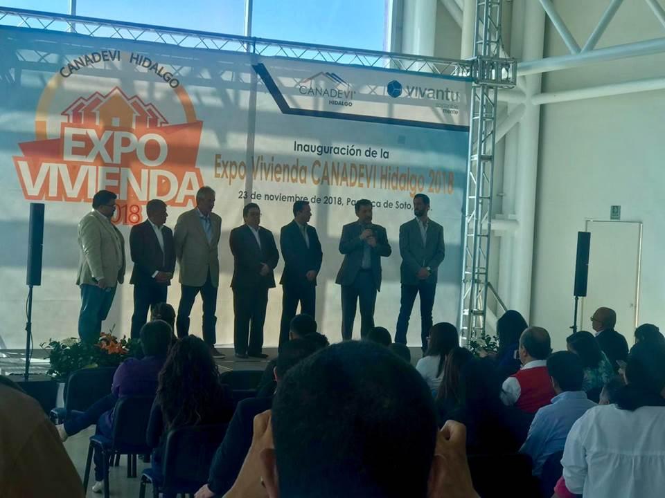 Inauguran la Expovivienda 2018