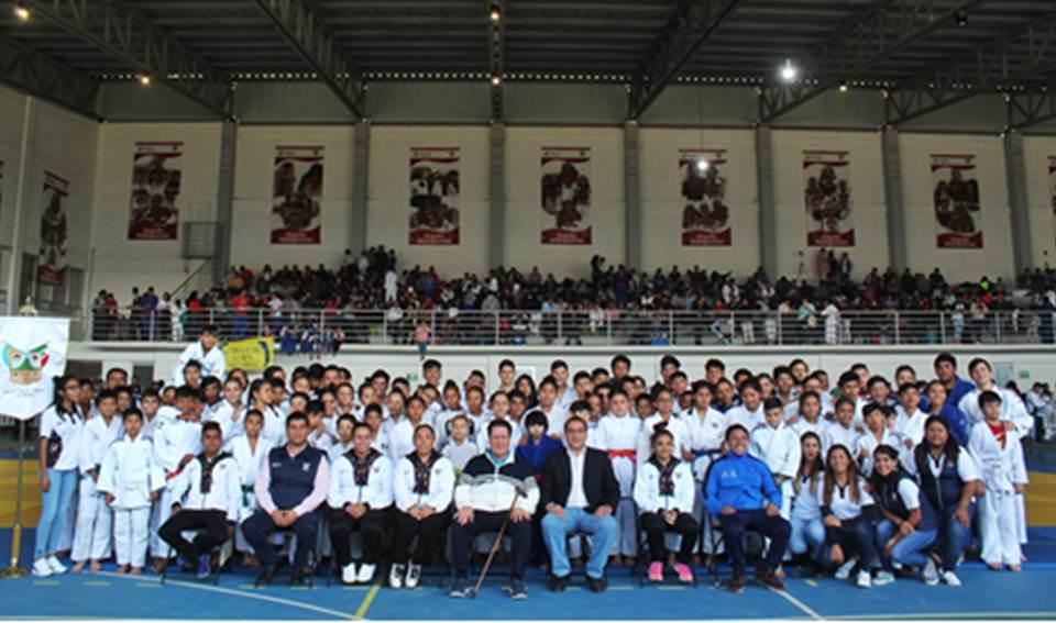 "Inauguran Torneo Nacional de Judo ""Adolfo Sosa"""