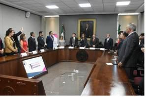 Instalan Comisión de Planeación y Prospectiva y de Población y Migración de la LXIV Legislatura