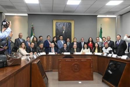 Instalan Comisión de Planeación y Prospectiva y de Población y Migración de la LXIV Legislatura4
