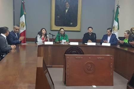 Instalan en el Congreso del Estado la Comisión de Transparencia y Anticorrupción