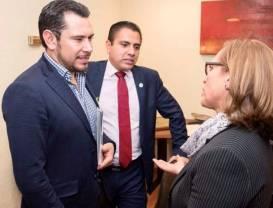Israel Félix Soto presentó el proyecto Sincrotrón Mexicano ante el Congreso Federal1