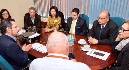Israel Félix Soto presentó el proyecto Sincrotrón Mexicano ante el Congreso Federal3