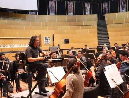 La Orquesta Sinfónica UAEH se va de gira por Hidalgo1
