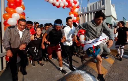 Más de mil en carrera atlética de Escuela Superior de Tizayuca3