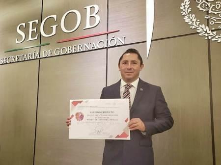 Mineral de la Reforma destaca como segundo municipio de Hidalgo mejor evaluado por el INAFED