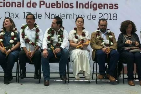 Nuvia Mayorga asiste a foros de Consulta para la creación del Instituto Nacional de Pueblos Indígenas