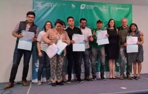 """Obtiene el CECyTE Hidalgo primer lugar en el """"Techstars Startup Weekend 1"""