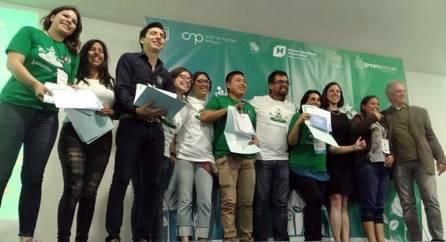 """Obtiene el CECyTE Hidalgo primer lugar en el """"Techstars Startup Weekend 3"""