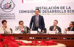 Omar Fayad presenta agenda de desarrollo económico de los estados para el nuevo gobierno federal4