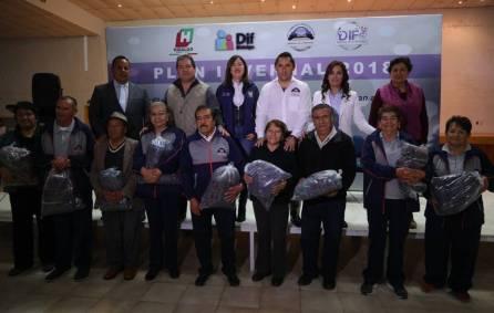 Plan Invernal 2018, presente en Mineral de la Reforma4