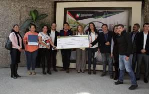 """Premian a ganadores de """"Reta Ya Bájale, Sólo Faltas Tú""""1"""