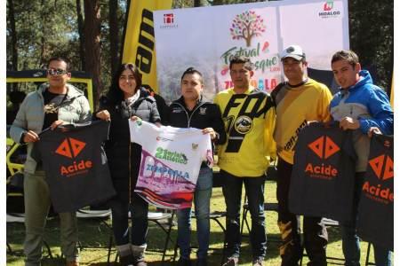 Presentan Festival del Bosque en Zempoala 2018