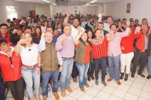 PRI Hidalgo suma 77 municipios visitados para la aplicación de la consulta PRI 2018