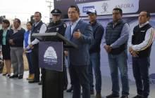 """Se rehabilita Parque """"El Roble"""" en coordinación con la Policía Federal2"""