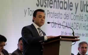 Secretario de la SOPOT toma Protesta a Consejo Directivo e inaugura Foro de Vivienda2