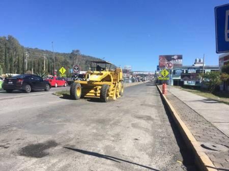 SOPOT reanuda trabajos en boulevard Colosio1