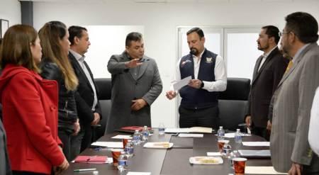 SSPH y Comisión de Seguridad del Congreso de Hidalgo trabajarán de la mano.jpg