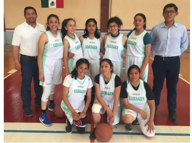 Surgieron campeones estatales en el baloncesto