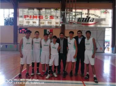 Surgieron campeones estatales en el baloncesto2