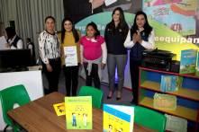 Victoria Ruffo encabeza entrega de becas y equipamiento para Centros de Atención a Menores y Adolescentes en Riesgo5