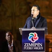 Zimapán recibió denominación oficial como sexto Pueblo Mágico de Hidalgo1