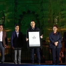Zimapán recibió denominación oficial como sexto Pueblo Mágico de Hidalgo6