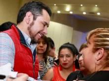 Anuncia Israel Félix Soto beneficios para burócratas2