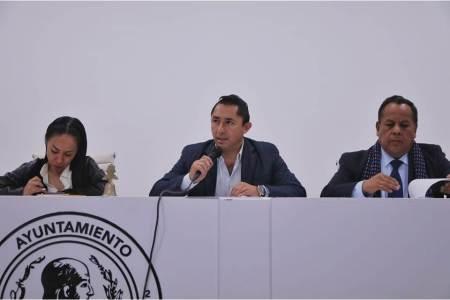 Aprueba Ayuntamiento de Mineral de la Reforma Presupuesto de Egresos 2019 y Descuento del 50% en infracciones vencidas