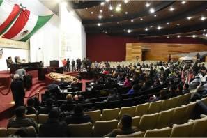 Aprueba Congreso local, por mayoría de votos, Presupuesto de Egresos 2019 por más de 46 mil millones de pesos