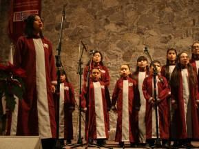 Celebra programa Pirinola festival navideño1