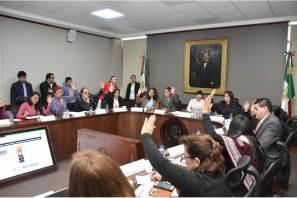 Comisión de Hacienda y Presupuesto cuenta con dictámenes de acuerdos tarifarios para OPD_s, Ley de Ingresos y Miscelánea Fiscal para el 2019