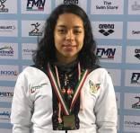 Continúa la cosecha de medallas para Hidalgo en el Nacional de Curso Corto1
