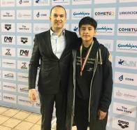 Continúa la cosecha de medallas para Hidalgo en el Nacional de Curso Corto2