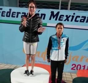 Continúa la cosecha de medallas para Hidalgo en el Nacional de Curso Corto3