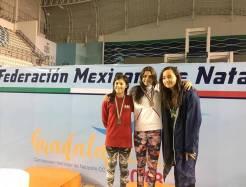Continúa la cosecha de medallas para Hidalgo en el Nacional de Curso Corto4