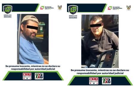 Dos detenidos, luego de ser detectada toma clandestina en Epazoyucan