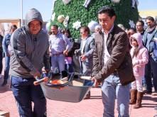 Entrega Raúl Camacho paquetes de herramientas a bajo costo 2