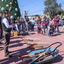 Entrega Raúl Camacho paquetes de herramientas a bajo costo 5