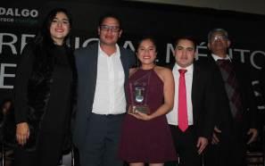"""Galardonan a deportistas con el Premio al Mérito Deportivo 2018 """"Raúl Alonso Jiménez Rodríguez"""""""
