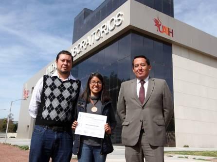 Gana bronce alumna de UAEH en Olimpiada Nacional de Biología 4