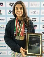 Hidalgo cerró participación con 23 medallas en Nacional de Natación de Curso Corto 2018 3