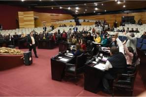 Inicia LXIV Legislatura aprobación de temas fiscales; avalan acuerdos tarifarios para organismos operadores de agua en municipios