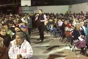Mejores condiciones de vida para adultos mayores, tarea tangible del gobierno de Hidalgo, Israel Félix