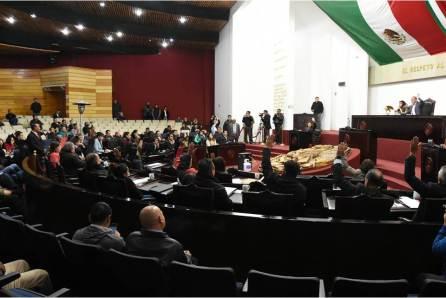 Por mayoría, aprueba LXIV Legislatura de Hidalgo la Ley de Ingresos para el Ejercicio Fiscal 2019-4