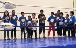 Promueve Mineral de la Reforma, lucha libre infantil como práctica deportiva 1